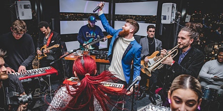 Caché Life presents funk & soul boogie night with Nic Hanson & band live tickets