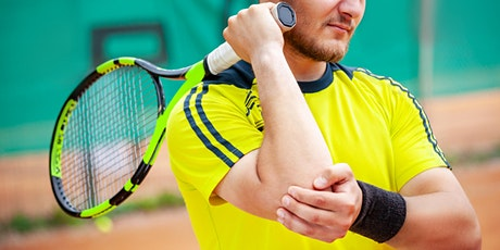 Sports Injuries of the Elbow and Shoulder tickets