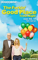 2/19 THE GOOD PLACE TRIVIA NIGHT at Emporium Oakland