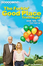 2/19 THE GOOD PLACE TRIVIA NIGHT at Emporium Oakland tickets