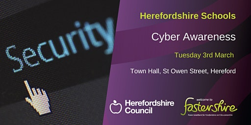 Cyber Awareness Sessions for Herefordshire Schools