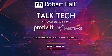 Talk Tech Cambridge tickets