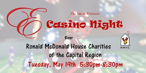 Casino Night for Krantz Cottage