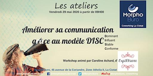 Workshop - Améliorer sa communication grâce au modèle DISC