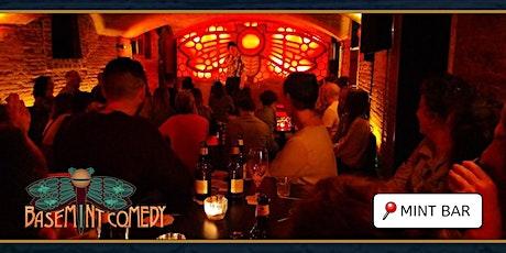 BaseMINT Comedy - The Wandering Barman #2 tickets