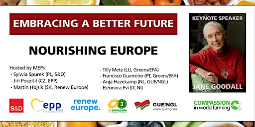 Embracing a Better Future - Nourishing Europe
