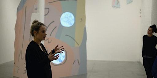 Artist Talk | Sarah Taylor Silverwood