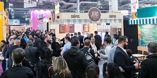 Paris Franchise Expo: guided visit, workshops and meetings (March 23rd)