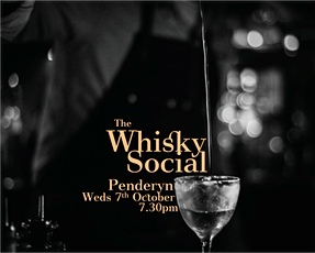 The Whisky Social - Penderyn: 'A Lost Art No More' tickets