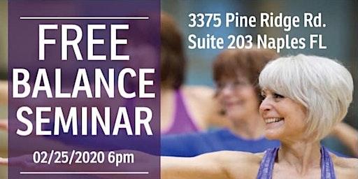 Free Balance Seminar!