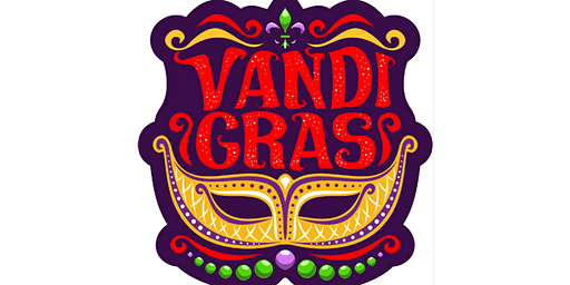 Vandi Gras 2020 on the Texas Cell Net Stage