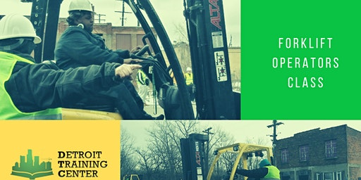 Forklift Operator Certification (3.14.20)