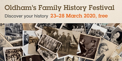 Family History Festival: Family History in the Archives