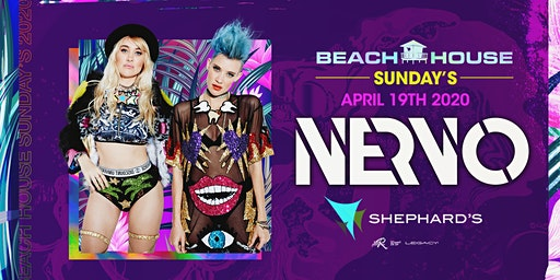 Nervo at Beach House Sundays 2020