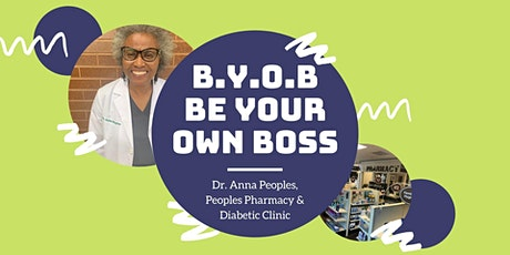 BYOB with Dr. Anna Peoples, Peoples Pharmacy & Diabetic Clinic tickets