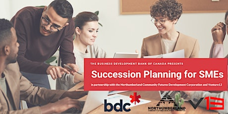 Succession Planning for SMEs tickets