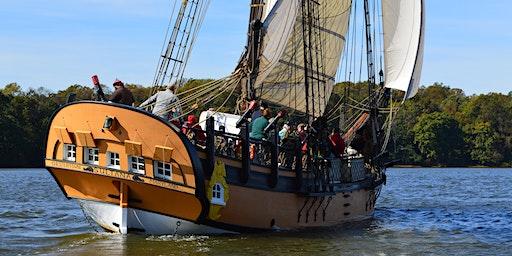 Schooner SULTANA Public Sails 2020