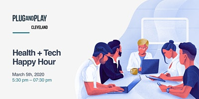 Health + Tech Happy Hour March 2020