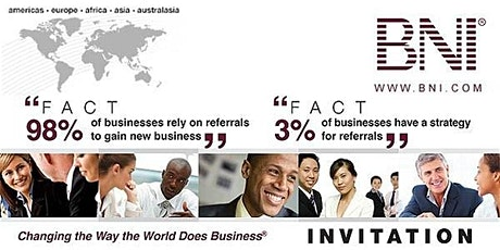 BNI Horizon - Breakfast and Referral Networking tickets