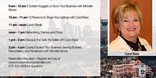 Real Estate Agents & Brokers Boost Your Income with 1-day 5 CE Credit Seminar