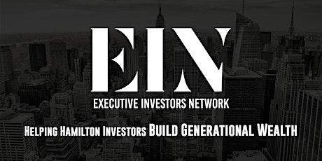 EIN Monthly Investors Meeting tickets