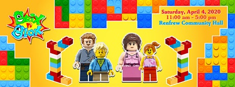 Brix n Blox - LEGO Show and Fan Expo tickets
