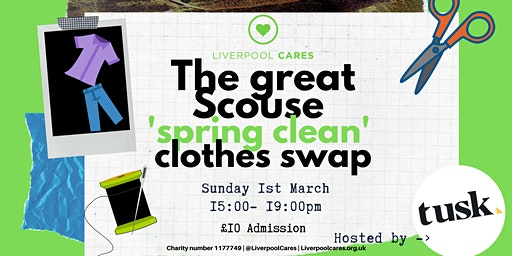 The great Scouse clothes swap - Liverpool Cares