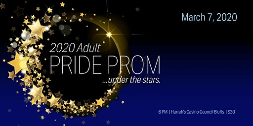 2020 Adult Pride Prom (ages 21+)