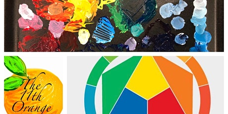 A FUN Introduction to Color Theory and Color Mixing tickets