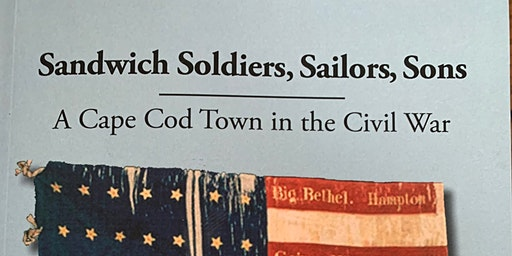 Sandwich Soldiers, Sailors, Sons with Historian Stauffer Miller