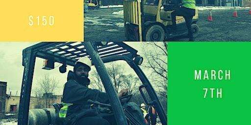 Forklift Operator Certification (3.7.20)