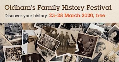 Family History Festival: My Family History