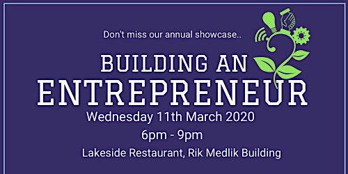 Building an Entrepreneur - University of Surrey Student Enterprise Showcase