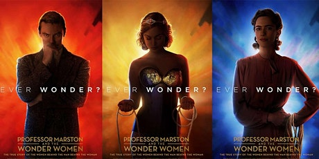 LGBT+ History Month Screening: Professor Marston and the Wonder Women tickets