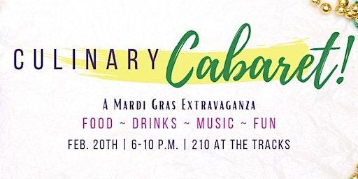 Culinary Cabaret! Mardi Gras