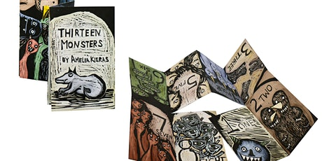Folded Book Structures with Amelia Kieras tickets