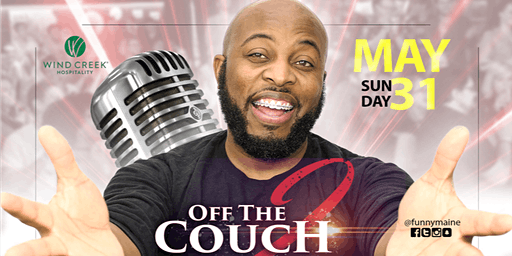 Funnymaine's Off the Couch 2 Tour - Live in Montgomery