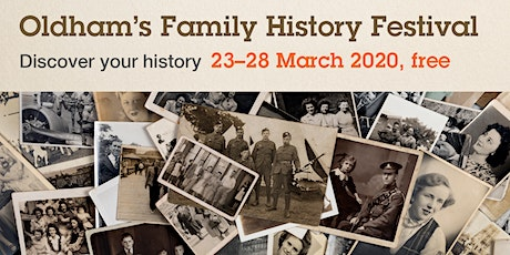 Family History Festival: A Gartside sent to Van Diemen's Land tickets