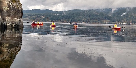Dalton Point to Cape Horn Cliffs Kayak Tour tickets