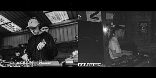 2019/20 Kolektiv 002: Kompromat + Ewan Shiels (Friday 21 February 2020)