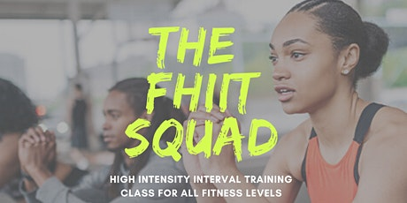 The FHIIT Squad: HIIT Class tickets