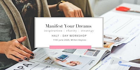 Manifest Your Dreams   tickets