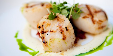Culinary Center in Lincoln City - Hands-on Seafood Class tickets
