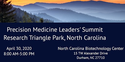 Precision Medicine Leaders' Summit