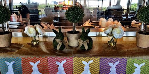 Easter Brunch at Divine Cafe at Springs Preserve