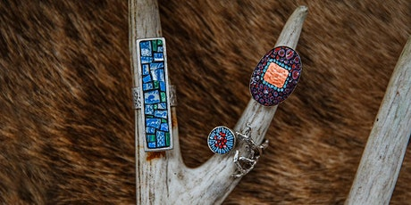 Fitting a World Into a Pendant with Micro-Mosaic with Rachel Sager tickets