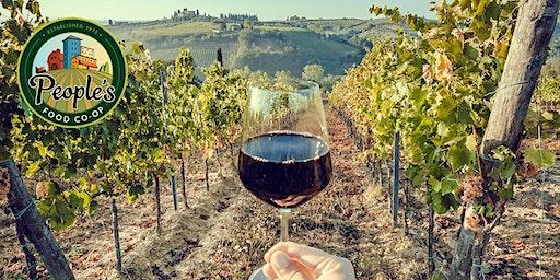 Mediterranean Wines