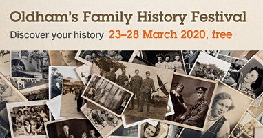 Family History Festival: Writing Life Stories