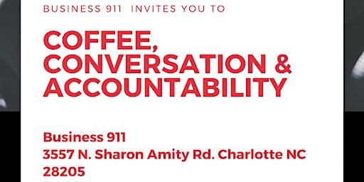 Coffee Conversation & Accountability