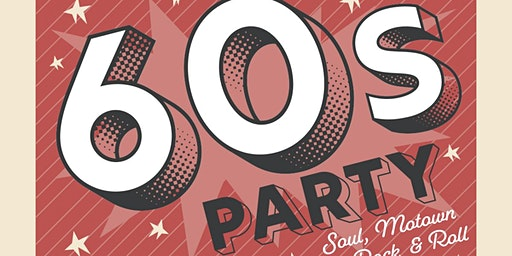 60s Party Night